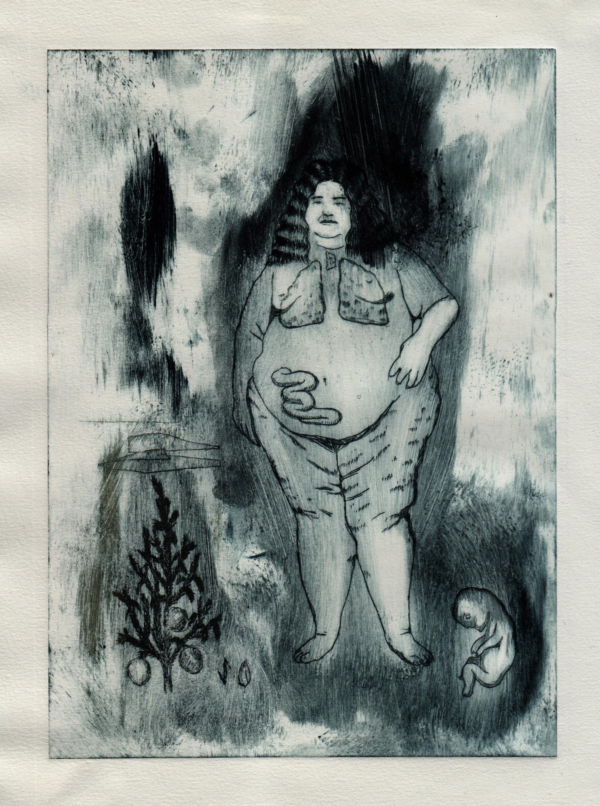 Grosse Dame Image grosse-dame